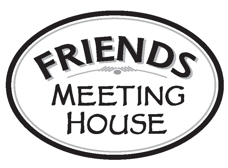 Friends Meeting House Sign